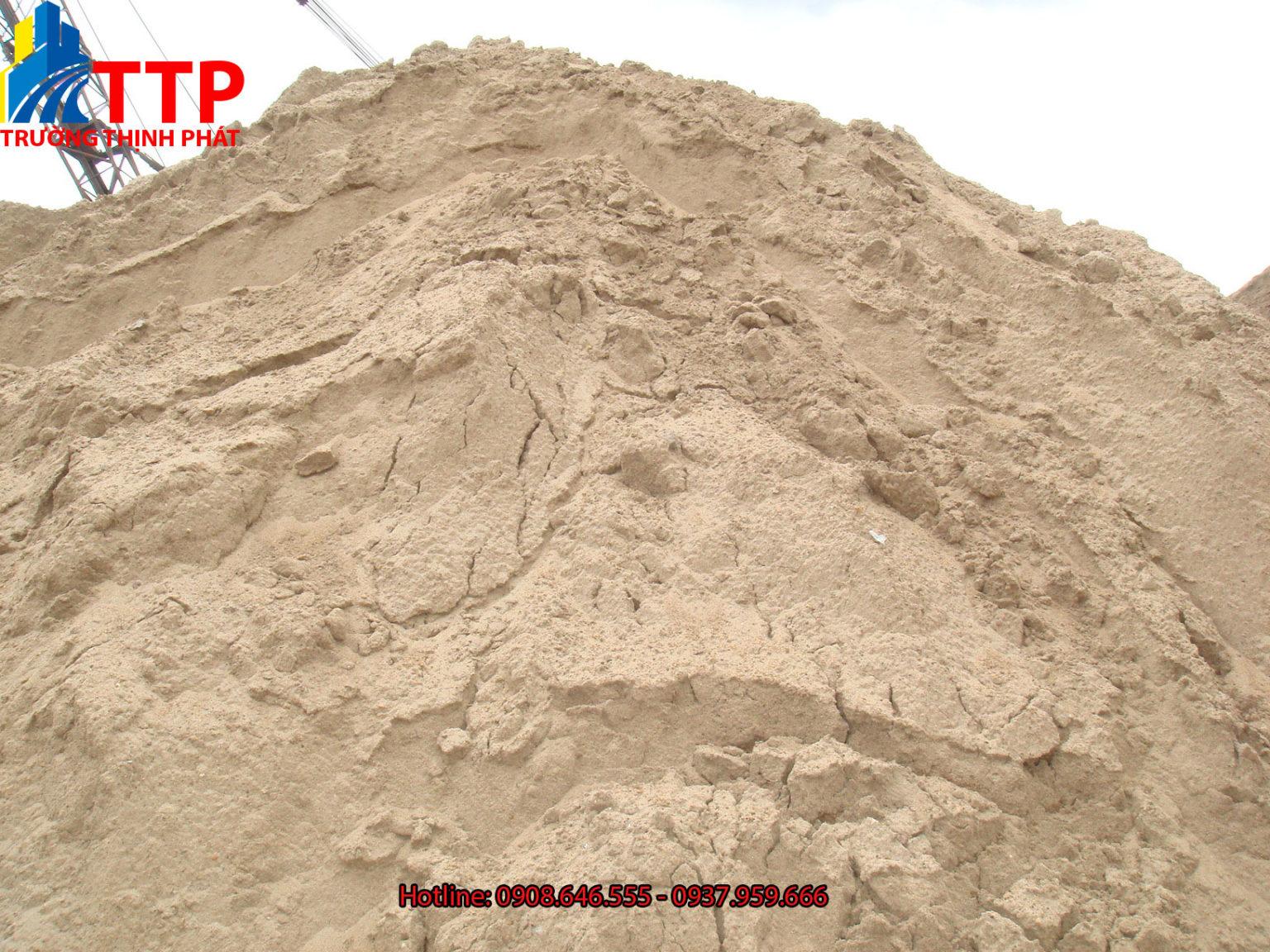 Báo giá cát san lấp xây dựng Thành Phố Đồng Xoài Tỉnh Bình Phước