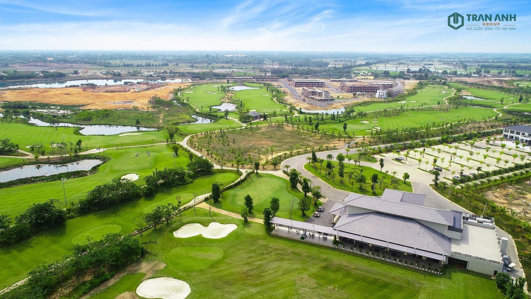 Biệt thự West Lakes Golf & Villas - Khu đô thị biệt thự sân golf bậc nhất Long An