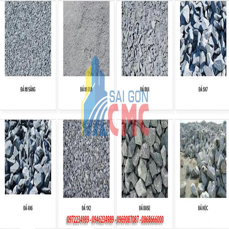 Giá đá xây dựng giá rẻ