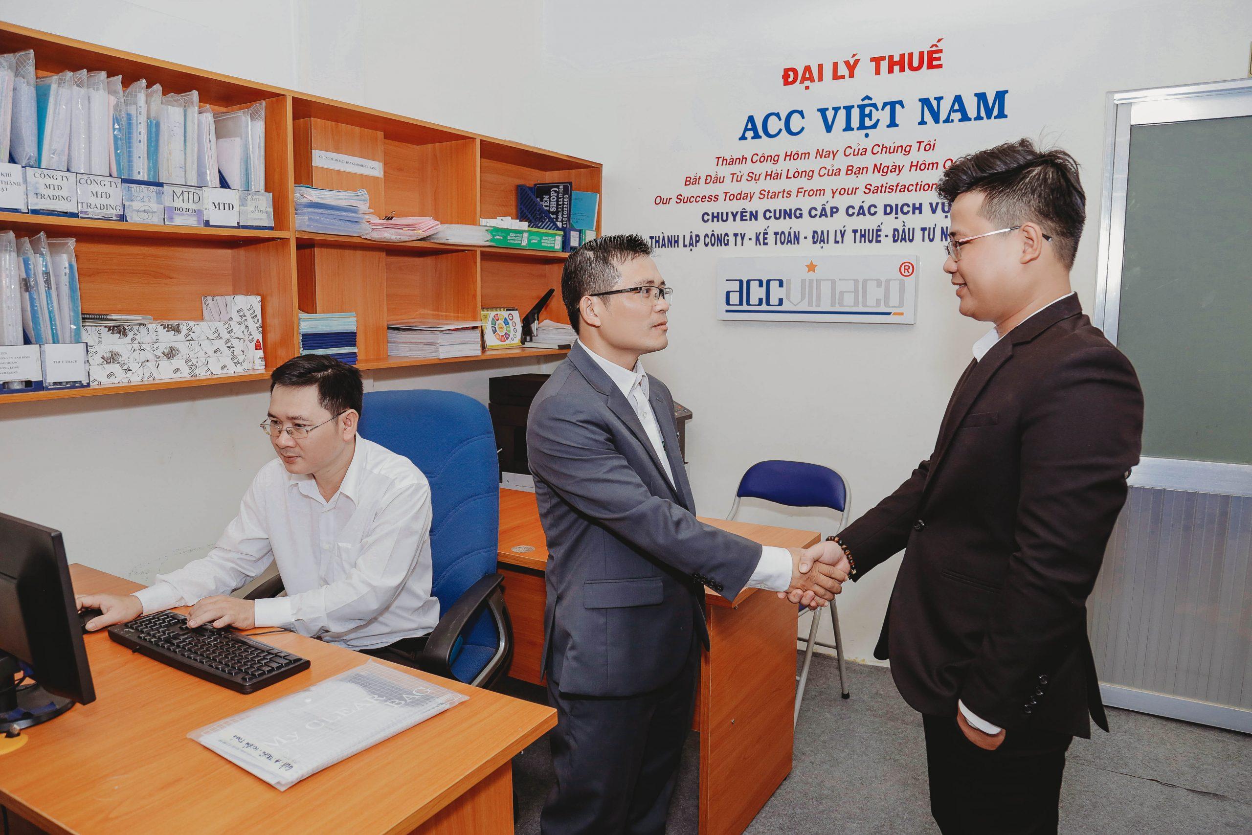 Dịch Vụ Thành Lập Doanh Nghiệp tại quận Tân Phú