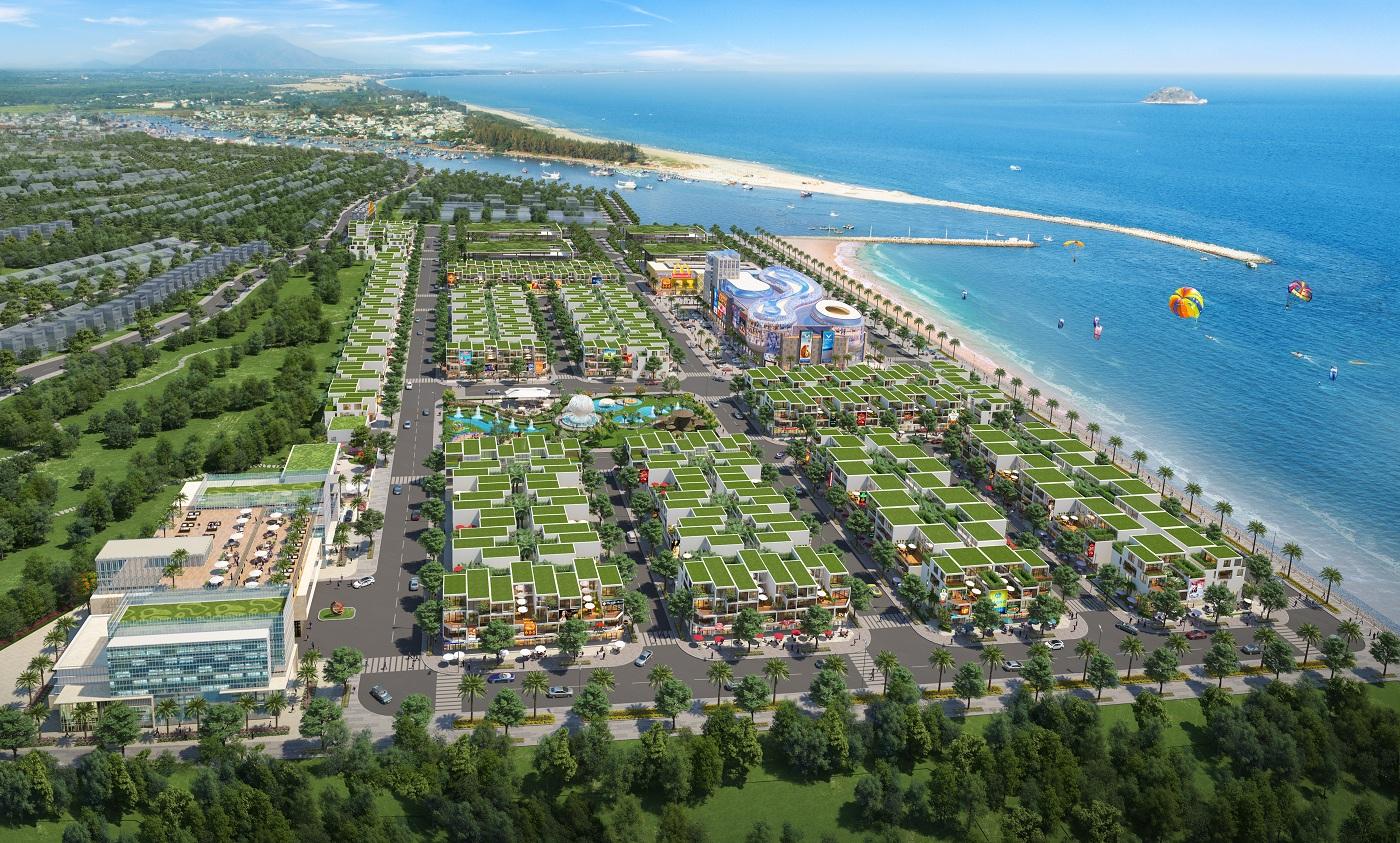 Dự án Khu nghỉ dưỡng cao cấp De Lagi Bình Thuận