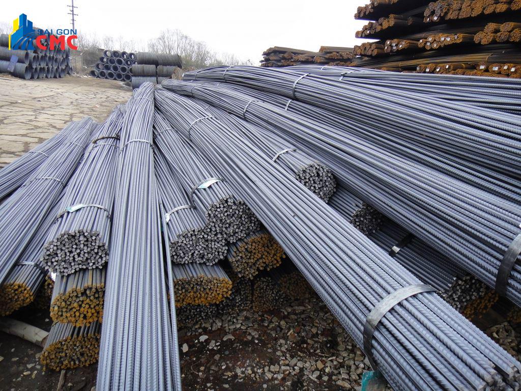 Giá sắt thép xây dựng năm 2021