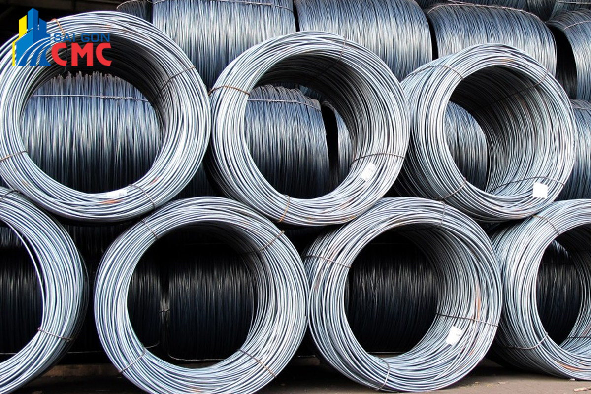 Giá sắt thép tại Long An